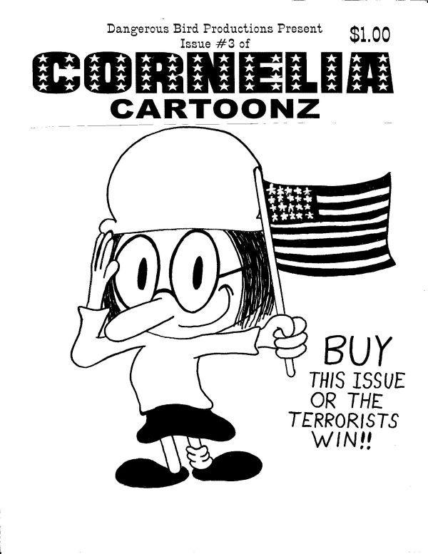 Cornelia Cartoons #03