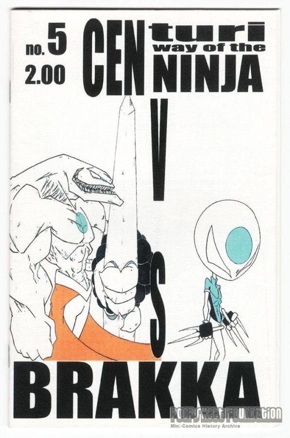 CenTuri: Way of the Ninja #5