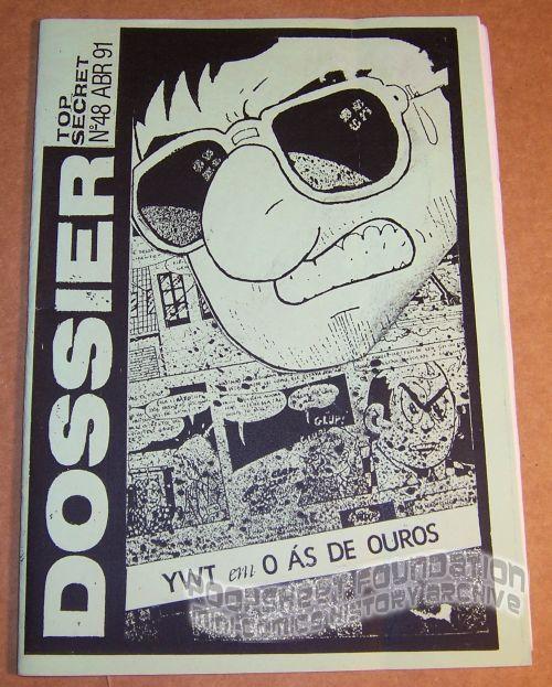 Dossier Top Secret #48