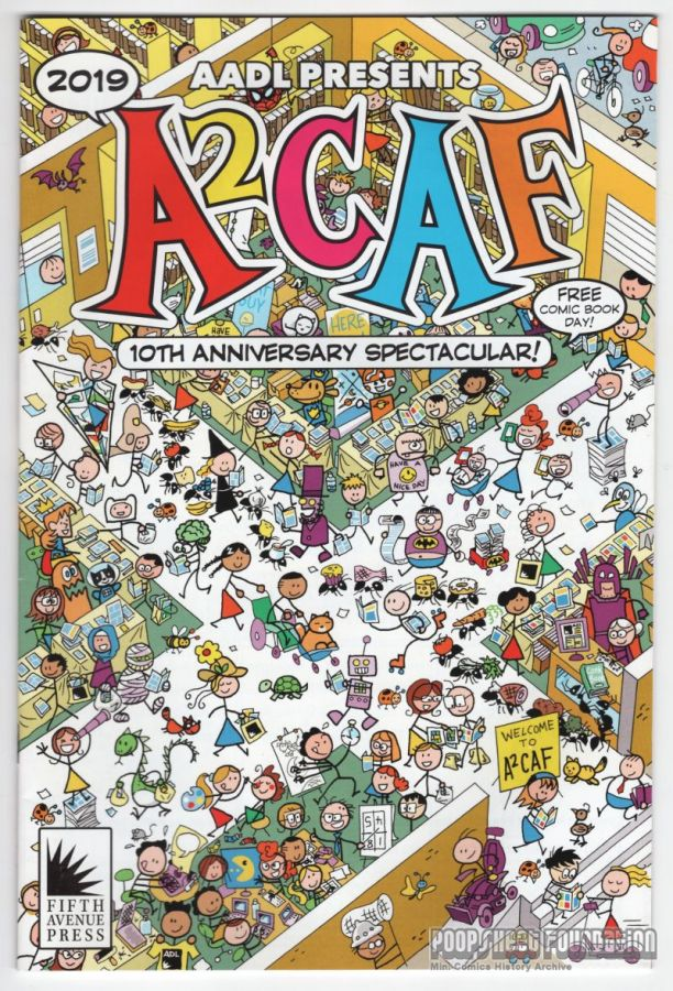 A2CAF 10th Anniversary Spectacular