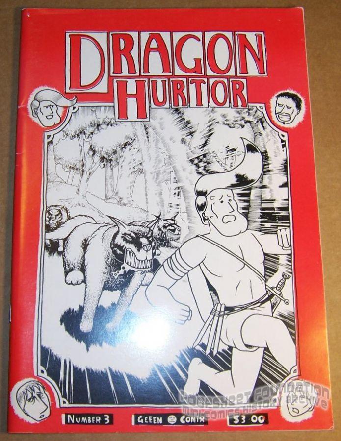 Dragon Hurtor #3