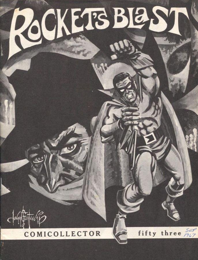 Rocket's Blast Comicollector / RBCC #053