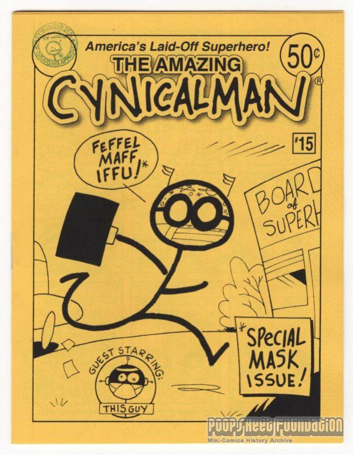 Cynicalman #15