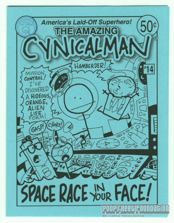 Cynicalman #14