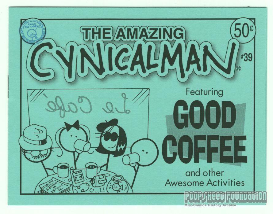 Cynicalman Vol. 2, #39