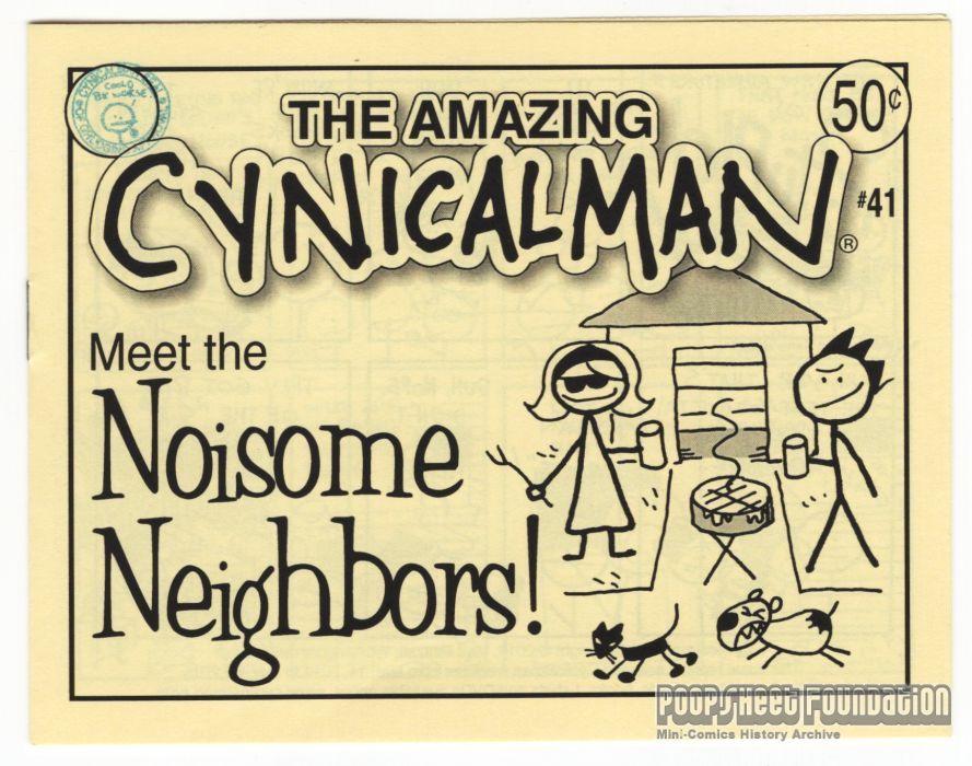 Cynicalman Vol. 2, #41