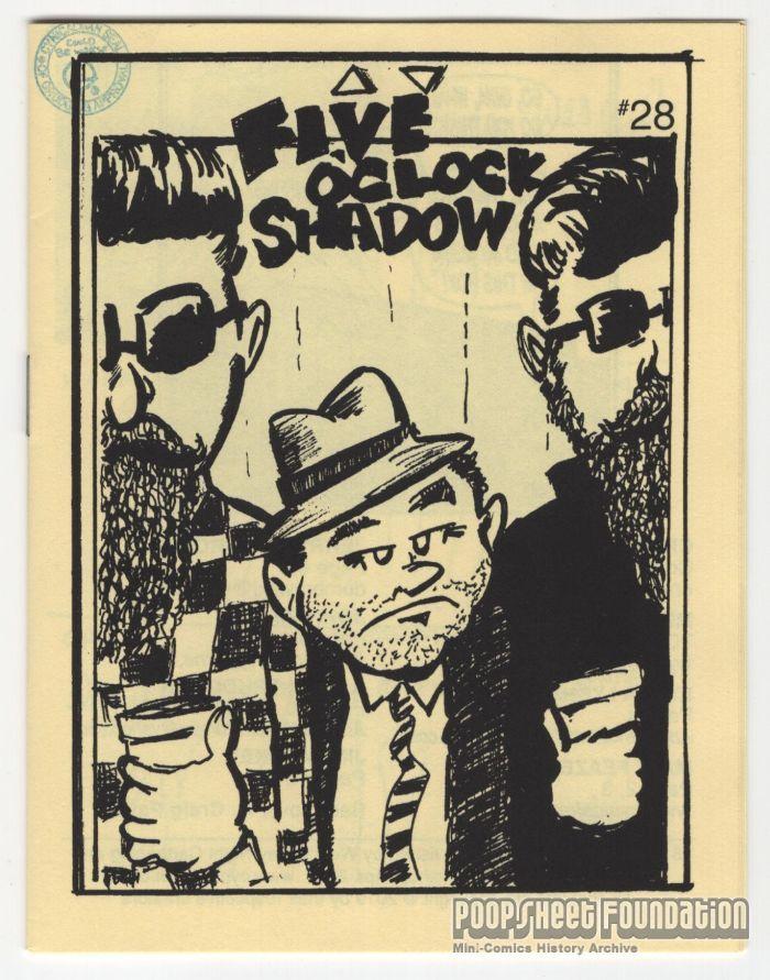 5 O'Clock Shadow #28