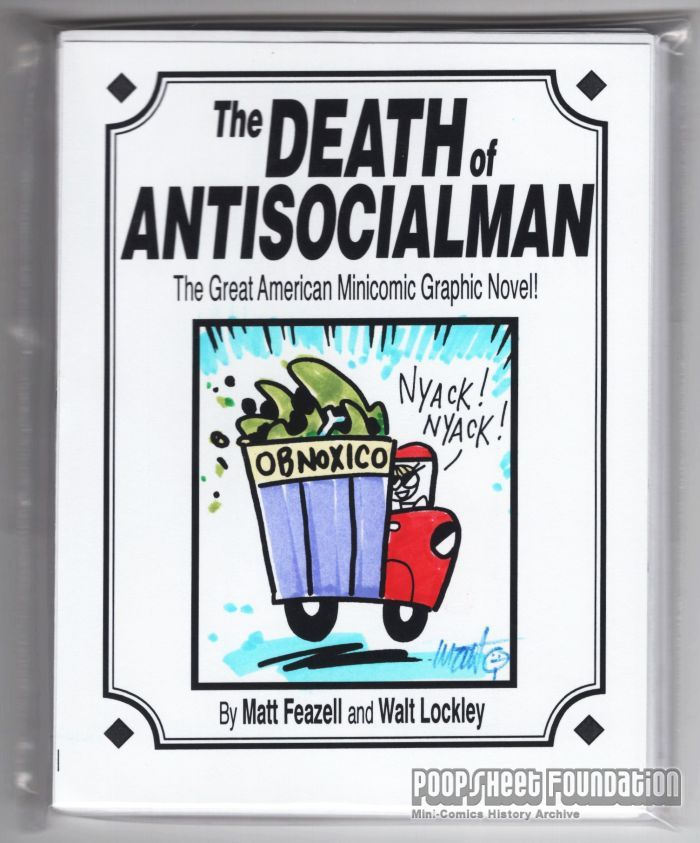 Death of Antisocialman Collection, The