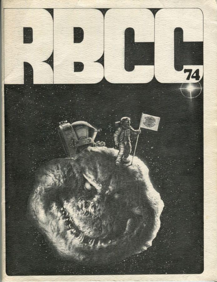 Rocket's Blast Comicollector / RBCC #074