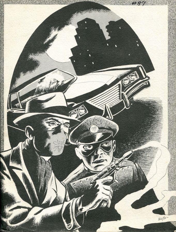 Rocket's Blast Comicollector / RBCC #087