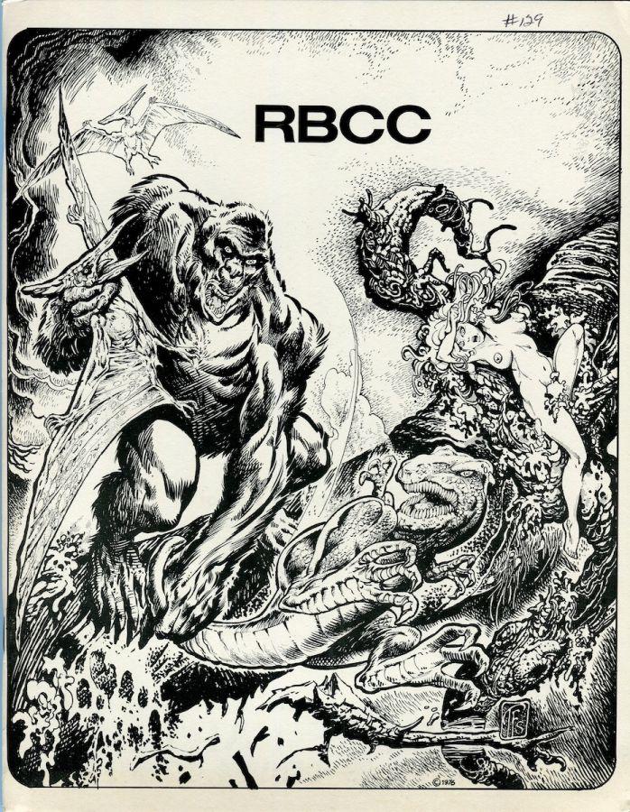 Rocket's Blast Comicollector / RBCC #129