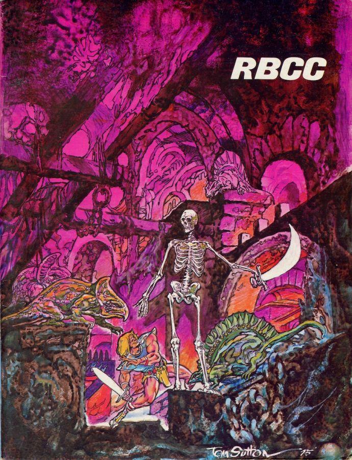 Rocket's Blast Comicollector / RBCC #130