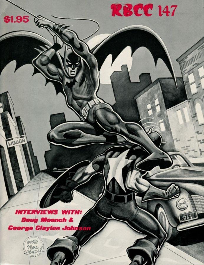 Rocket's Blast Comicollector / RBCC #147