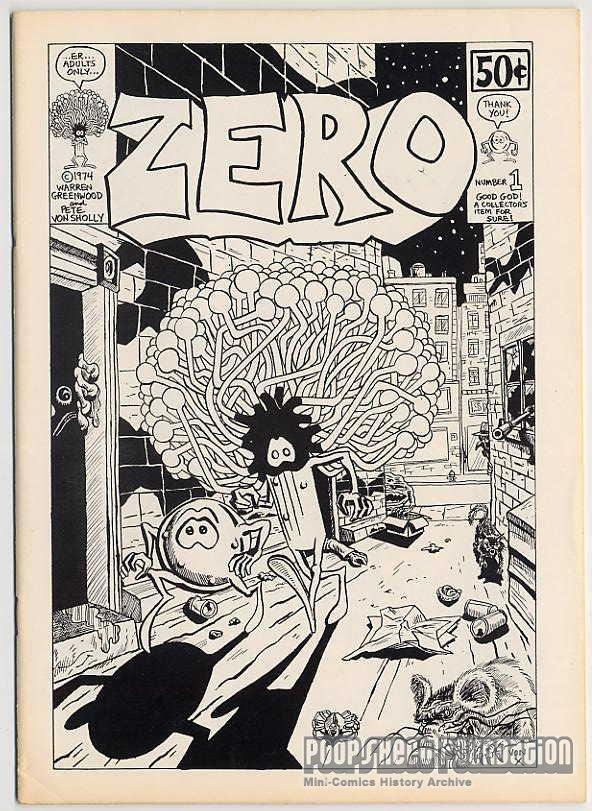 Zero #1