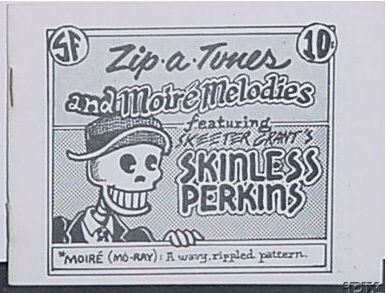 Zip-a-Tunes and Moiré Melodies