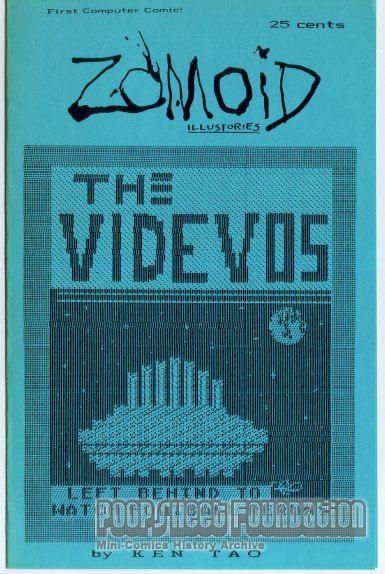 Zomoid Illustories Vol. 1?, #?