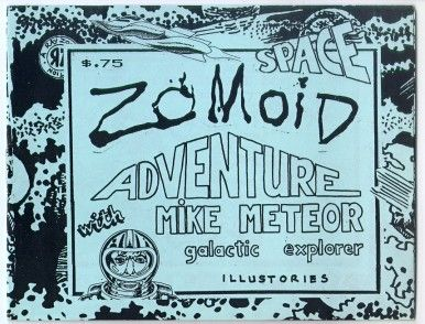 Zomoid Illustories #? (Adventure with Mike Meteor)