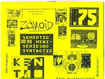 Zomoid Illustories #? (Semiotic Mini-Series #3)