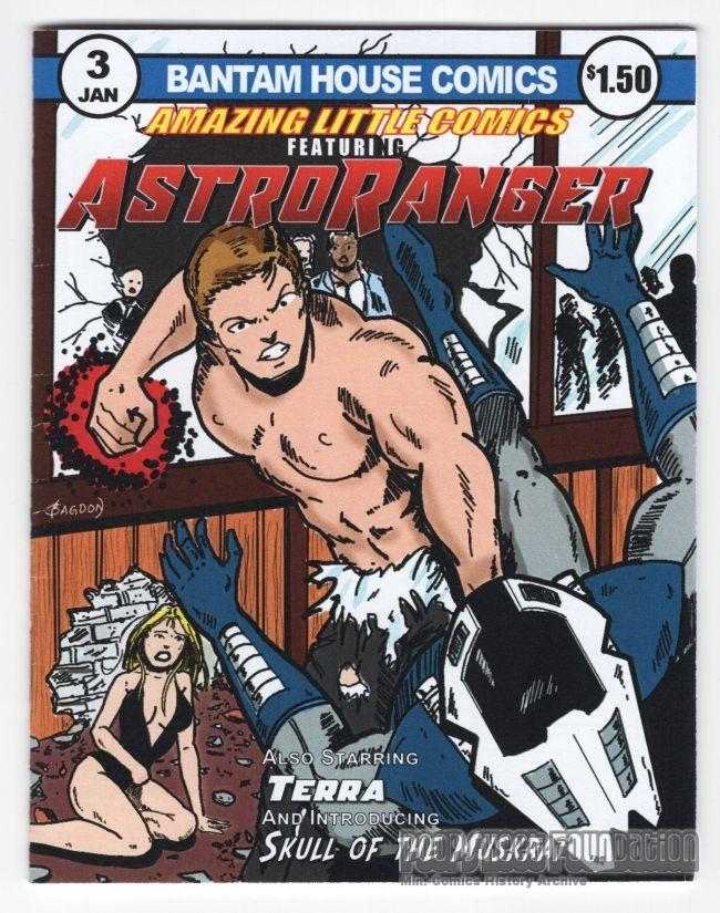 Amazing Little Comics #3