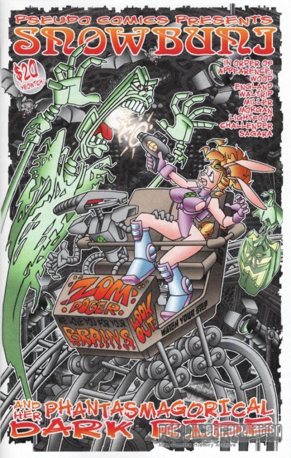 Snowbuni and Her Phantasmagorical Dark Ride