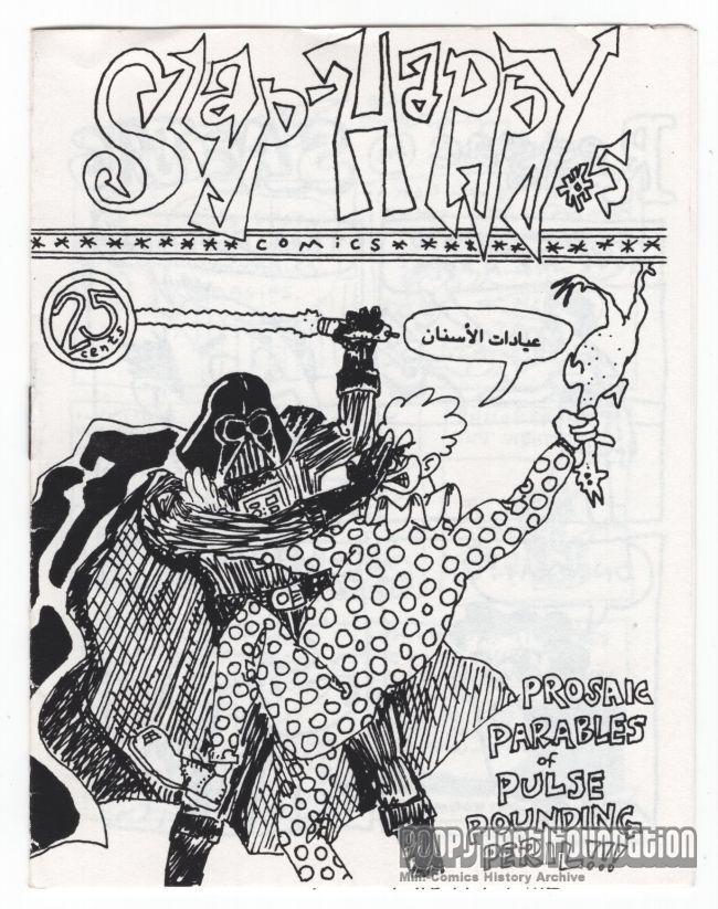 Slap-Happy Comics #5