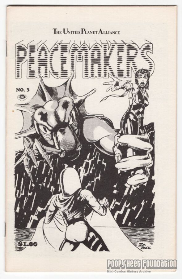 Peacemakers, The #3