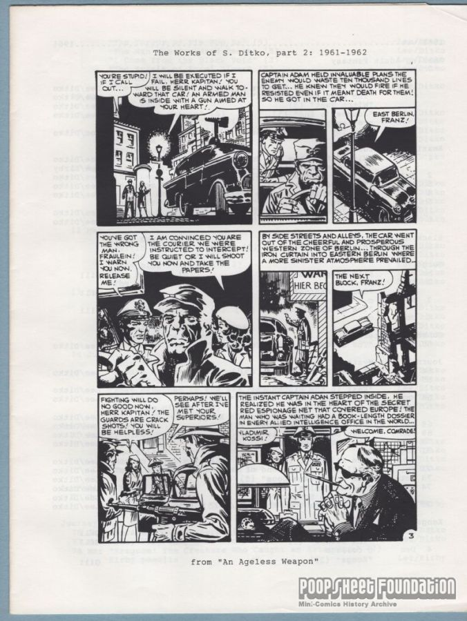 History of the Comics Vol. 4, #8