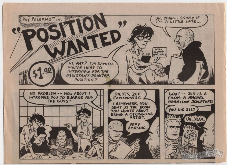 Position Wanted