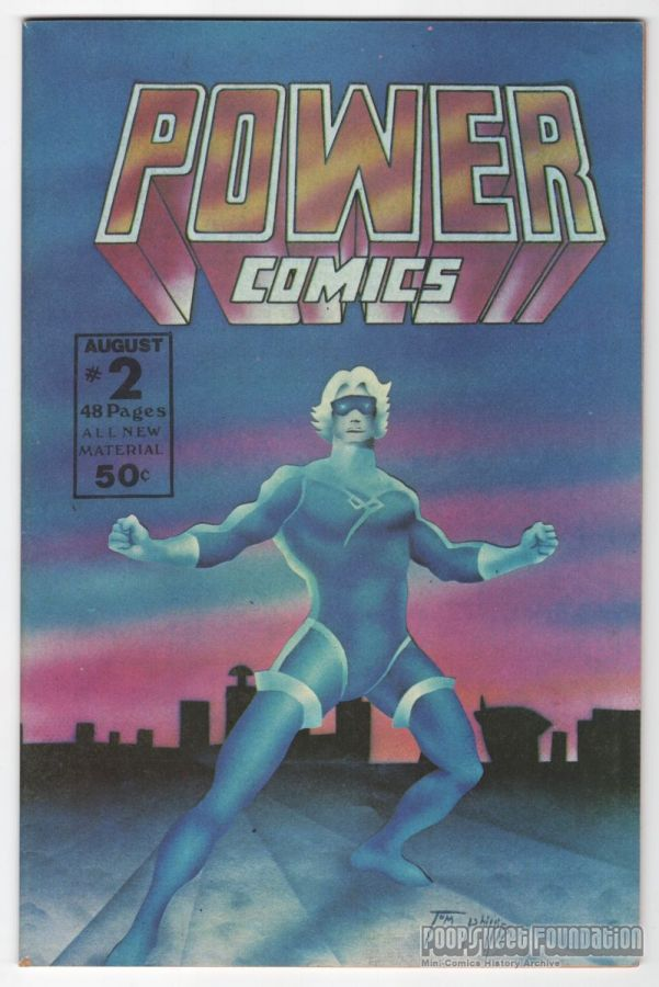 Power Comics #2
