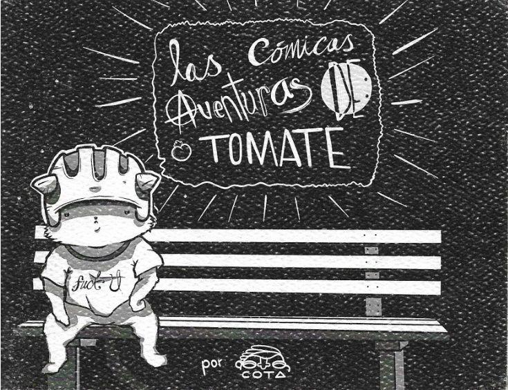 Las cómicas aventuras de Tomate