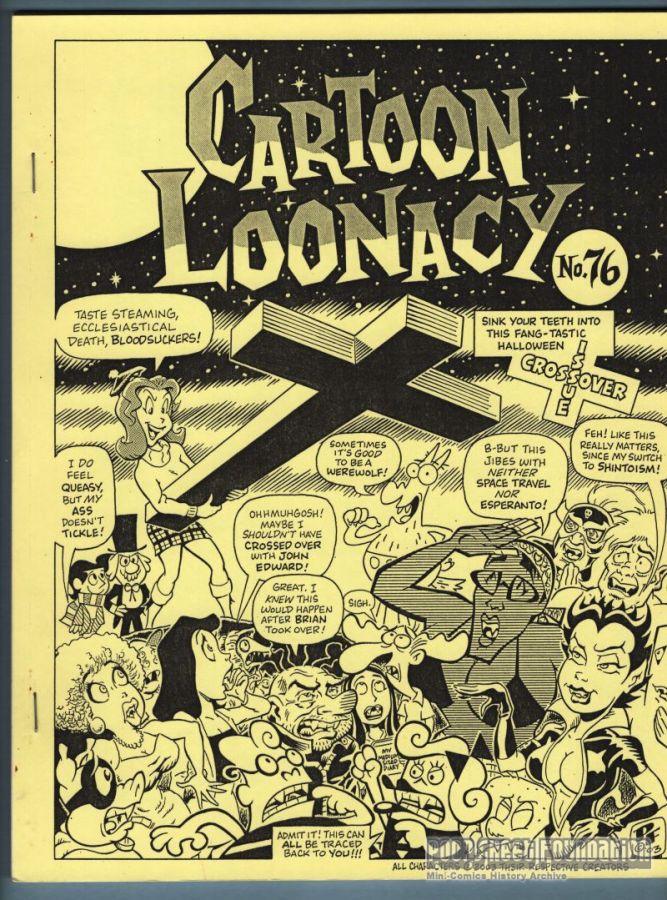 Cartoon Loonacy #076