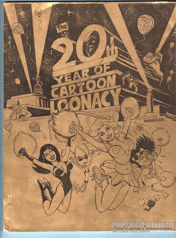 Cartoon Loonacy #078