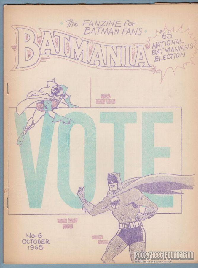Batmania #06