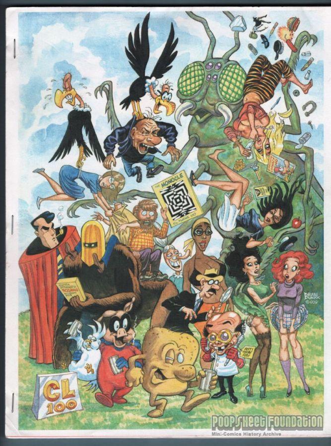 Cartoon Loonacy #100