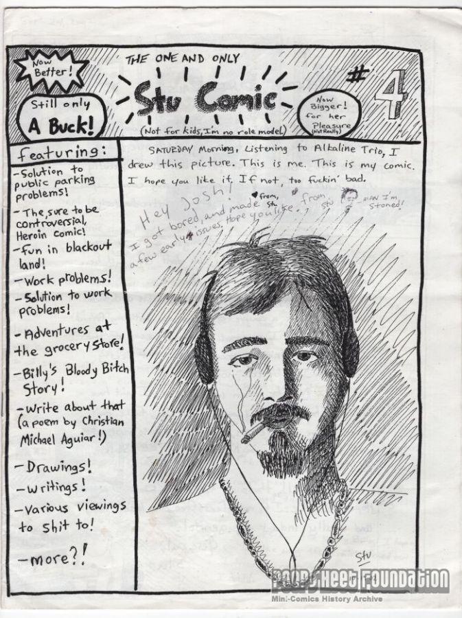 Stu Comic #4
