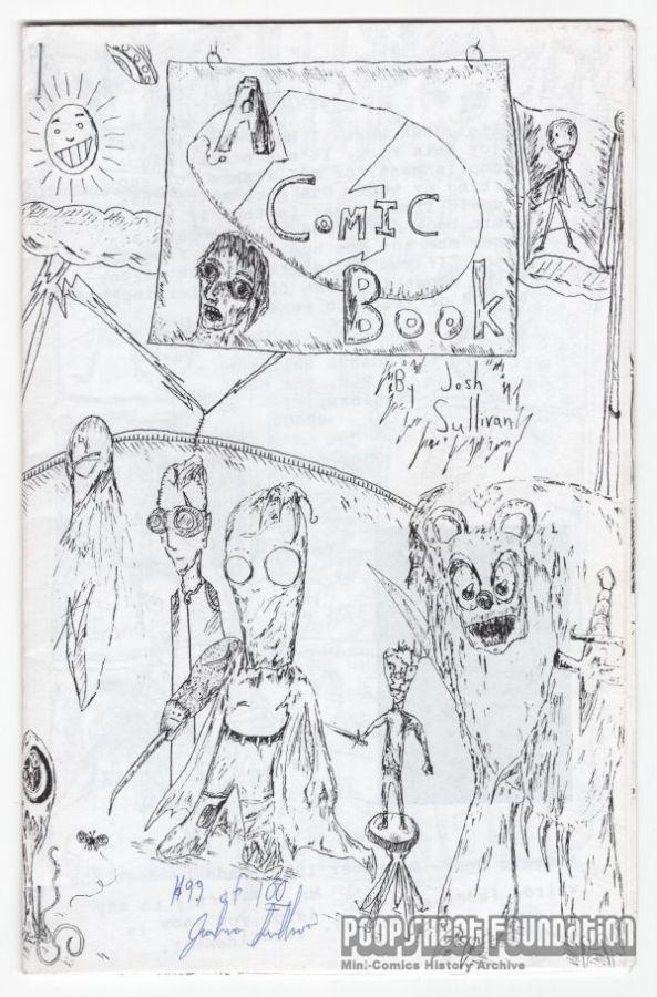 Comic Book, A