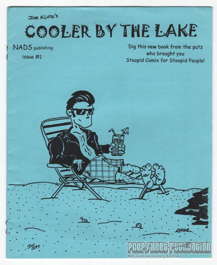 Cooler by the Lake #1