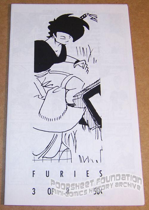 Furies #3