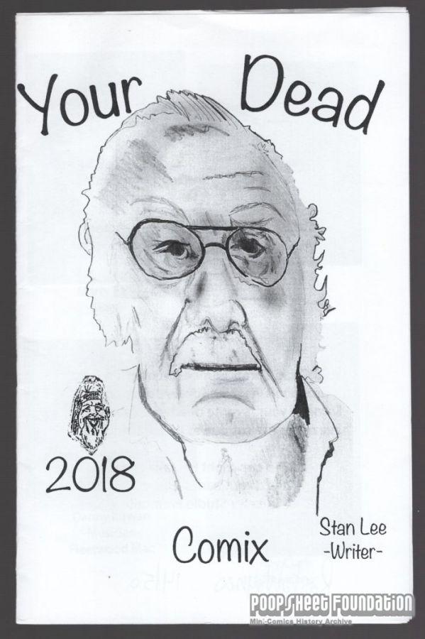 Your Dead Comics 2018