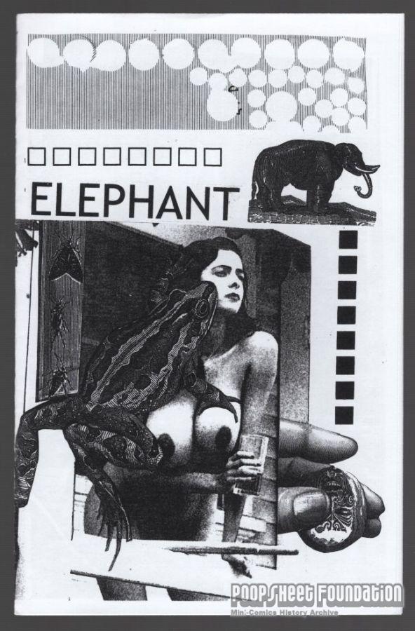Elephant Vol. 2, #3