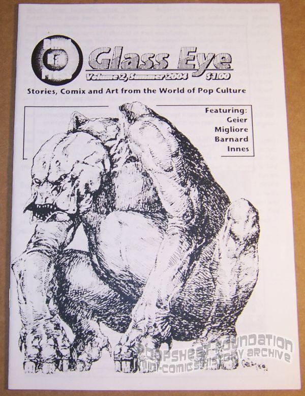 Glass Eye #2