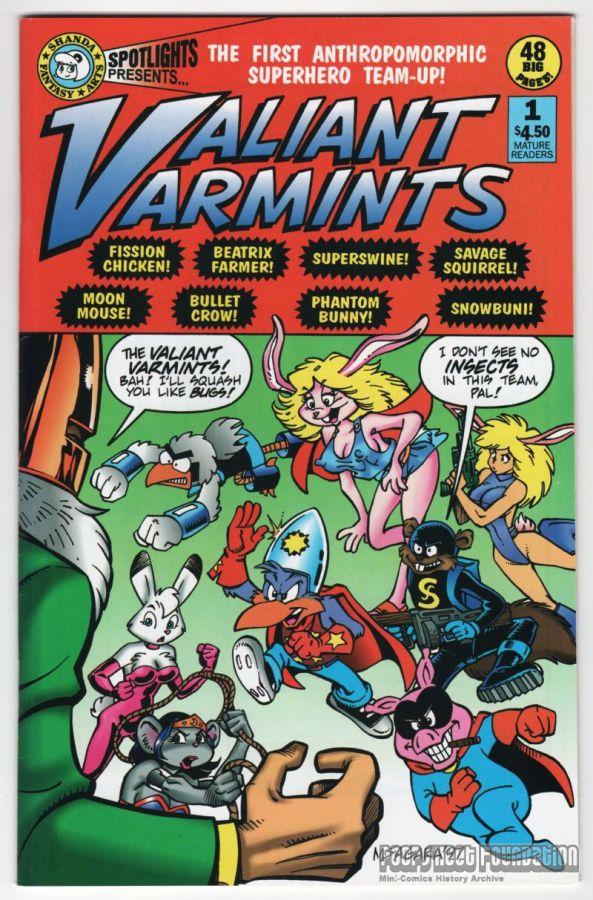 SFA Spotlight #1: Valiant Varmints