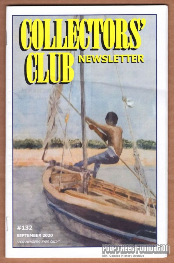 Collectors' Club Newsletter #132