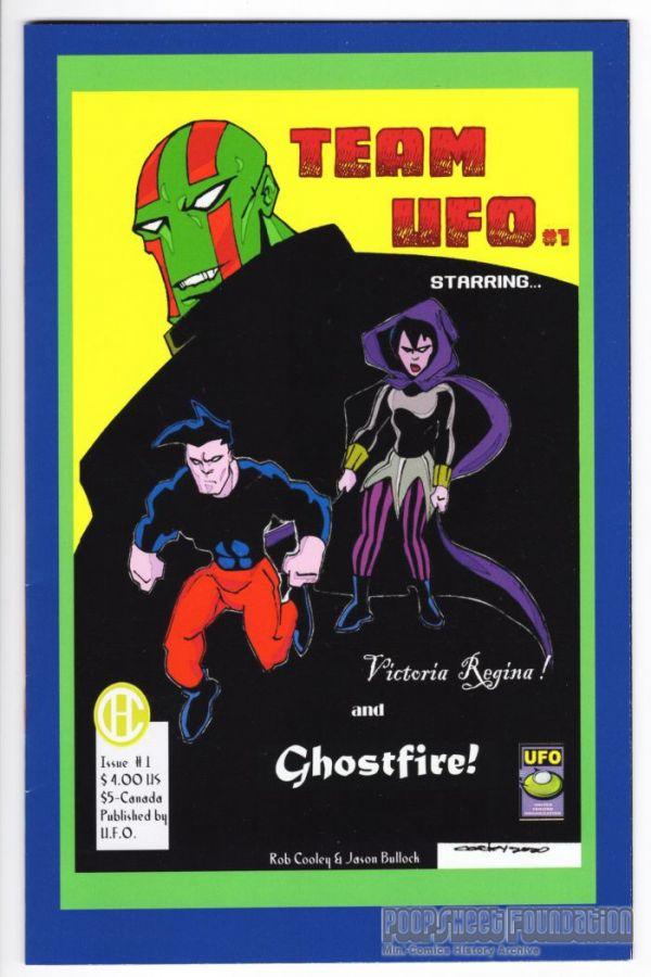 Team UFO #1