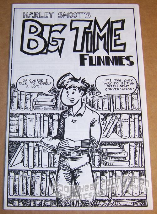 Harley Smoot's Big Time Funnies