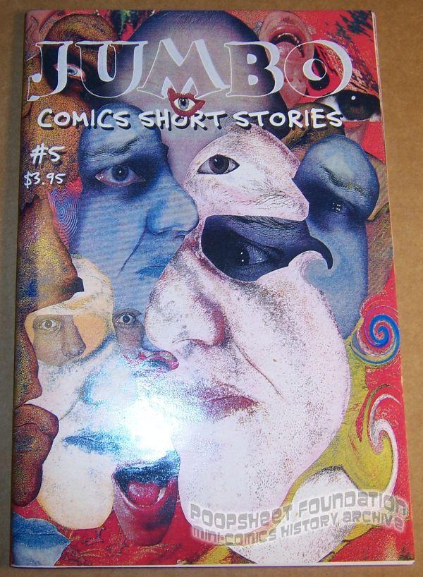 Jumbo Comics #5