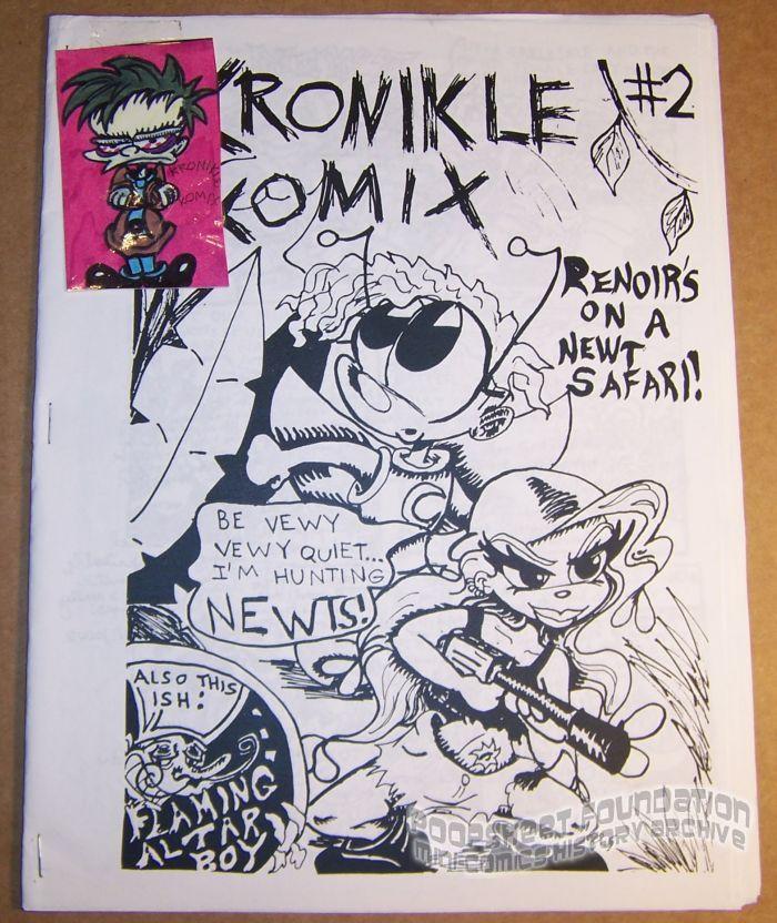 Kronikle Komix #2