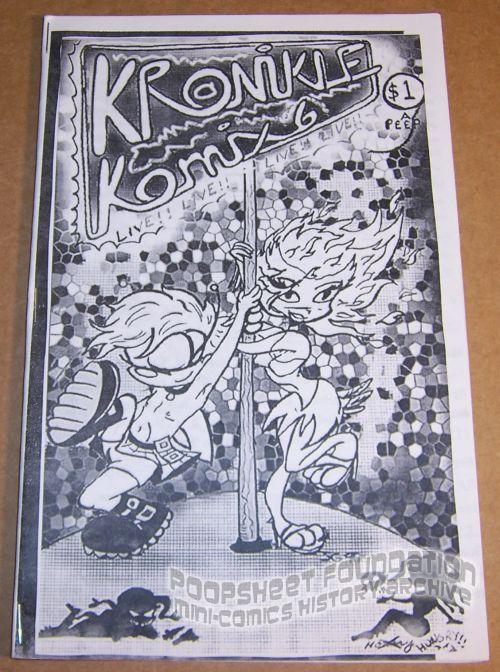 Kronikle Komix #6