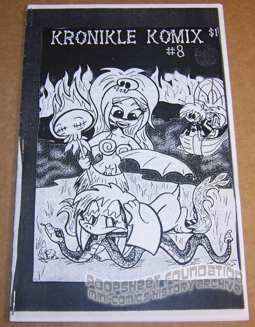 Kronikle Komix #8