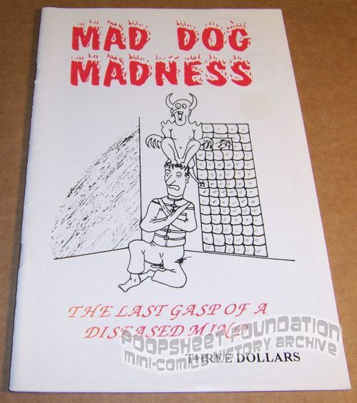 Mad Dog Madness